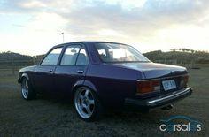 1980 Holden Gemini TE SL