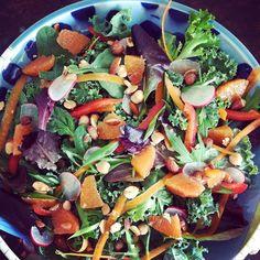 Kale, Cara Cara Oran