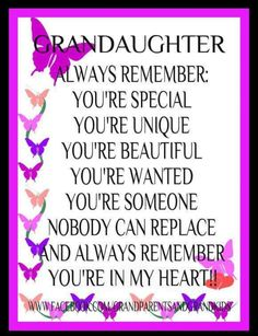 Here you can find some amazing I Love My Granddaughter Quotes, I Love My Granddaughter Sayings, I Love My Granddaughter Quotations, I Love My Granddaughter Grandson Quotes, Quotes About Grandchildren, Quotes About Daughters, Grandkids Quotes, Raising Daughters, Husband Quotes, The Words, Family Quotes, Life Quotes