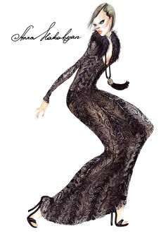 http://annafashionillustrator.blogspot.com anna_fashion_illustrator instagram