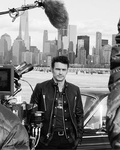 469 отметок «Нравится», 6 комментариев — All things James Franco (@francofeen) в Instagram: «Filming #CoachForMen campaign..   @pastfashionfuture #jamesfranco #coachthefragrance #CoachNY…»