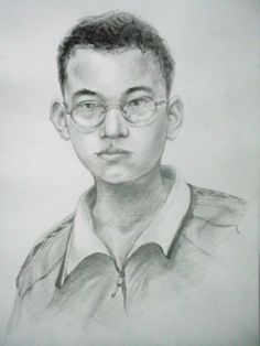 Art Drawing Portrait My Nephew by Sittichai Pijitam (cycnas) Most Beautiful Pictures, Cool Pictures, Life Quotes To Live By, Creature Feature, Life Skills, Painting Prints, Art Drawings, Told You So, Creatures