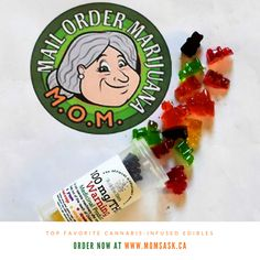 """These mini-gummies come in an assortment of mouthwatering flavours. Each mini-gummy contains of THC, a microdose that allows users to fine-tune their medicine better than ever before. Cannabis, Medicine, Wellness, Mom, Ganja, Medical, Mothers"