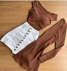 Trendy Outfits for Teens Girls Fashion Clothes, Teen Fashion Outfits, Cute Fashion, Outfits For Teens, Clothes For Women, Fashion Spring, Look Fashion, Fashion Dresses, Really Cute Outfits