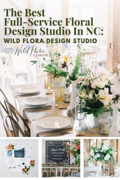 Designing all the wedding and event florals at The Barn of Chapel Hill, Wild Flora Farm also loves to travel - flowering events throughout North Carolina and the Southeast. Head to their website to view the floral photo gallery and book your floral consult today. Wedding Hair Flowers, Flowers In Hair, Wedding Bouquets, Floral Centerpieces, Wedding Centerpieces, Flower Arrangements, Flora Farms, Flora Design, Chapel Hill