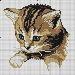 Мобильный LiveInternet Котики ... 14 схем для вышивки крестом (+24 дополнительные) | MerlettKA - © MerlettKA® ™ |