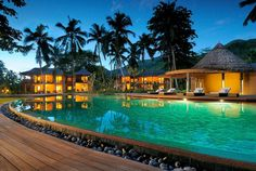 Exotic Vacations - The Leaders in Travel to Constance Ephelia Resort (Mahe Island) in Seychelles Seychelles Resorts, Seychelles Islands, Places Around The World, Travel Around The World, Around The Worlds, Need A Vacation, Vacation Spots, Vacation Destinations, Luxury Holidays