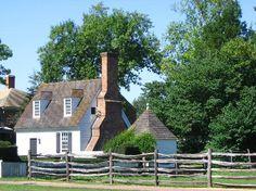 Picture of Colonial Williamsburg, Williamsburg