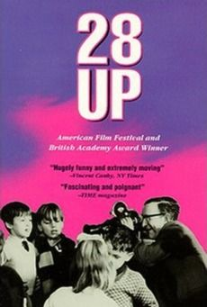 28 Up - Director Michael Apted revisits the same group of British-born adults after a 7 year wait. The subjects are interviewed as to the changes that have occurred in their lives during the last seven years.