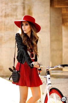 FashionCoolture - 06.06.2014 BlackFlea bike (2)