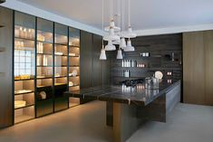 Marzua: La cocina Estivale de Benedini Associati para Key ...