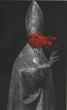 Memento Mori (The Grotte Vaticane)   by Nicholas Ballesteros (2013)