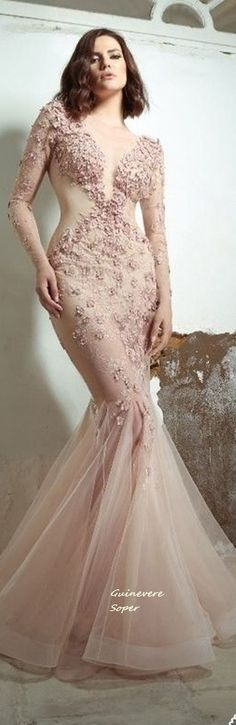 Marwan & Khaled Couture 2015-2016 RTW