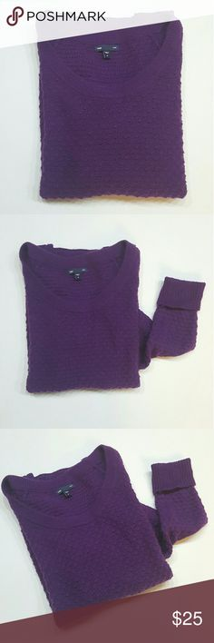 Gap 3/4 knit sweater . Gap 3/4 sleeve knit sweater in great condition GAP Sweaters
