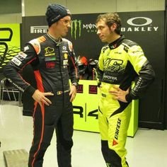 Vale & Thierry Neuville Monza Rally Show 2015