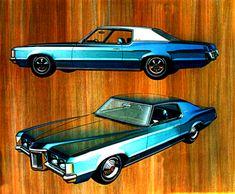 1970 Pontiac Grand Prix: Art Fitzpatrick and Van Kaufman
