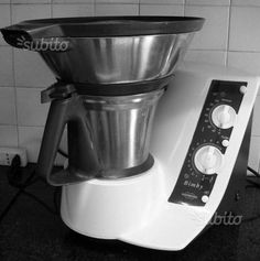 bimby-tm21-worwek-mai-usato-come-nuovo-spettacolo No Salt Recipes, Drip Coffee Maker, Kitchen Appliances, Sweets, Food, Dolce, Products, Recipes, Home