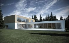 ✓ Minimalist Window Design Ideas for Your House [Images] Minimalist Window, Modern Minimalist House, Minimalist Architecture, Architecture Plan, Minimalist Decor, Minimalist Style, House Window Design, Minimal House Design, Modern Design