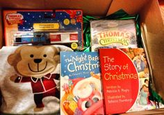 Night Before Christmas Box, Christmas Eve Box, A Christmas Story, Pinterest Projects, Thomas And Friends, Holiday Ideas, Gift Ideas, Crafts, Manualidades