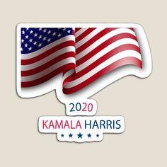 Biden Harris 2020 Bumper Sticker President Vice Election Fridge Wall Laptop Window Stickers