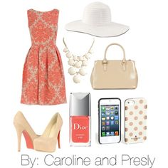 """Steeplechase"" by zepc-squared on Polyvore"