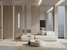Interior Design Living Room, Living Room Designs, Living Room Decor, Luxury Interior Design, Interior Architecture, Sofa Design, Furniture Design, Kempinski Hotel, Estilo Interior