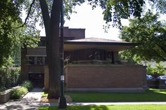 Frank+Lloyd+Wright+-+Robie+House