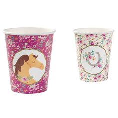 Brand New Party Ranges Coming Soon......Pony Party Cups | Talking Tables