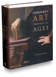 "Art Through the Ages (Gardner).  A classic tome in many colleges for that year of art history required for design, art, architecture, and humanities students.  Still my first ""go to"" for info."