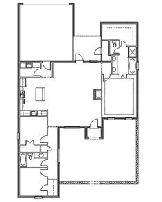 The MAGNOLIA is 1779 Square Feet with 3BR/2BA