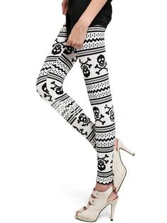 Pirate leggings. I could NOT pull these off but they are really super super cute!!!!