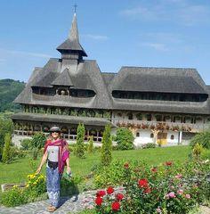 Barsana Monestary, Maramures #travelRomania
