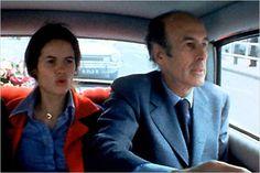 1974, une partie de campagne, Valéry Giscard d'Estaing