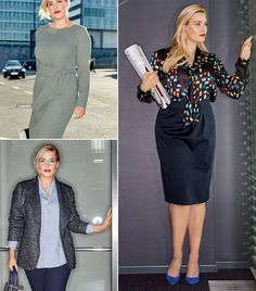 Read the article 'Buiness Savvy: 9 New Plus Size Women's Sewing Patterns ' in the BurdaStyle blog 'Daily Thread'.