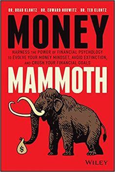 Financial Stress, Financial Goals, Behavioral Economics, Certified Financial Planner, Managing Your Money, Investing Money, Personal Finance, Mindset, Psychology