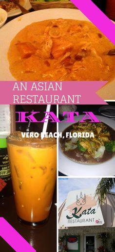 A delicious Asian choice in downtown Vero Beach, Florida. Florida Travel, Asia Travel, Travel Usa, Food Travel, Canada Travel, Vero Beach Restaurants, Asian Restaurants, Packing Tips For Travel, Travel Ideas