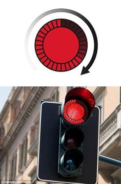 33 Insanely Clever Innovations That Need To Be Everywhere Already. Traffic lights with countdown indicators. Seriously, while stopped at a light today, I was thinking of how useful something like this would be. Clever Inventions, Cool Inventions, Inventions Sympas, Ideas Para Inventos, Design Innovation, Traffic Light, Cool Tech, New Technology, Technology Gadgets