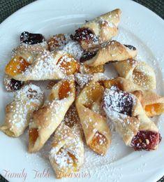 Polish Cream Cheese Cookies - Family Table Treasures
