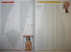 Crochet swim suites - diamondinapril - Picasa Webalbumok
