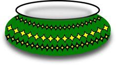 Crockery Green Bowl Porcelain transparent image