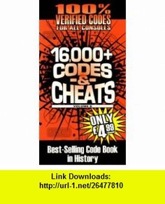 16,000+ Codes and Cheats v. 8 (Prima Official Game Guides) (9780761556633) Prima Games , ISBN-10: 076155663X  , ISBN-13: 978-0761556633 ,  , tutorials , pdf , ebook , torrent , downloads , rapidshare , filesonic , hotfile , megaupload , fileserve