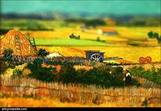 3D Van Gogh
