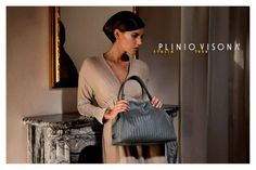 PLINIO VISONA' collection A/W 13.14 Spikes, Winter Collection, Fall Winter, Bags, Design, Fashion, Italia, Cnd Nails, Handbags