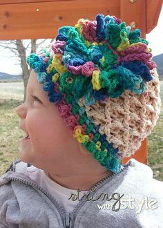 Ravelry: Diamond Weave Hat pattern by BreeAnna Laub$4