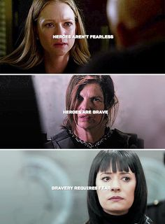 and fear is born of loving something enough that its loss would break you. #criminalminds
