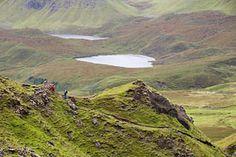West Highland Way, Scotland.