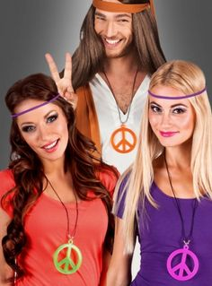 Hippie Kostüm Selber Machen Fasching Hippie Style Hippy Fashion