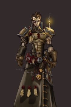 Inquisitor Beketov by Graphite-Dream