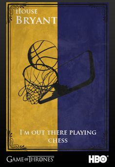 The NBA & Game of Thrones