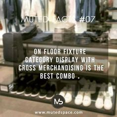 Cross merchandising with category display ! Is always a good idea .. #crossmerchandising#instoremerchandising#merchandising#visualmerchandising#categorydisplay#category#productpresentation#product#display#visual#retail#indiaretail#retailtechniques#mutedfacts